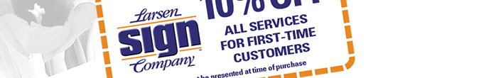 10% OFF Coupon for all first time customers