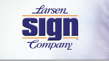 Larsen Sign Company Home Page